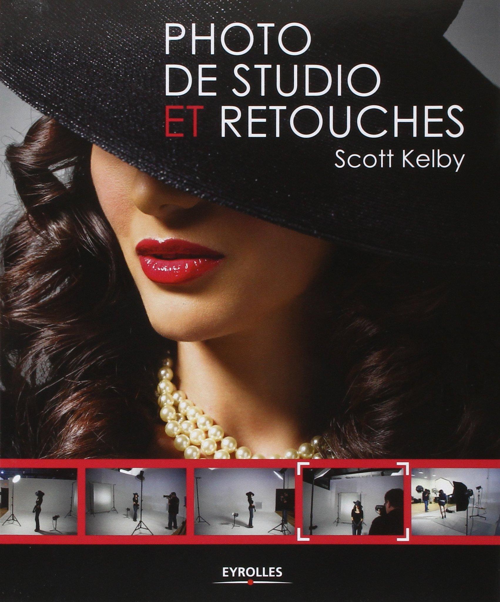 La photo de studio et les retouches